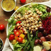 Nicoise Salad Bowl