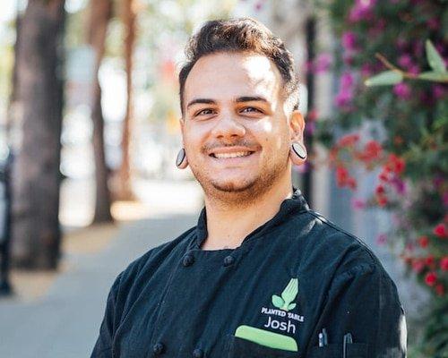 Sous Chef Joshua Ortiz