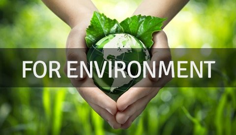 Plant-based lifestyle for environment