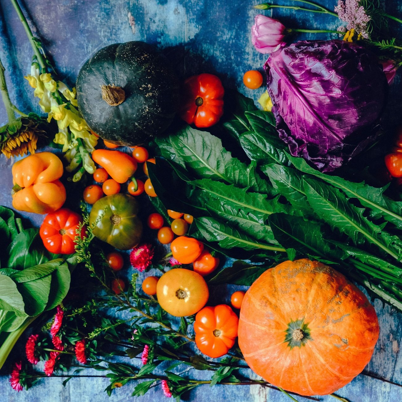 Essential Fall Foods