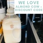 Why we are obsessed with our Almond Cow + Discount Code!